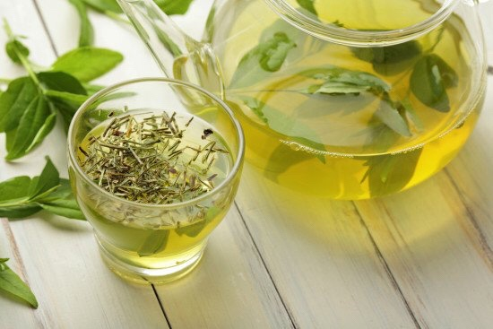 components of green tea It's no secret that green tea bolsters the body in many ways but did you also know the same components of green tea also boost the brain take polyphenols.
